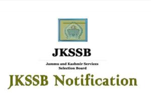 JKSSB 4th Class Apply Online