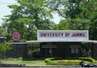 Jammu University Jobs Recruitment 2020 21